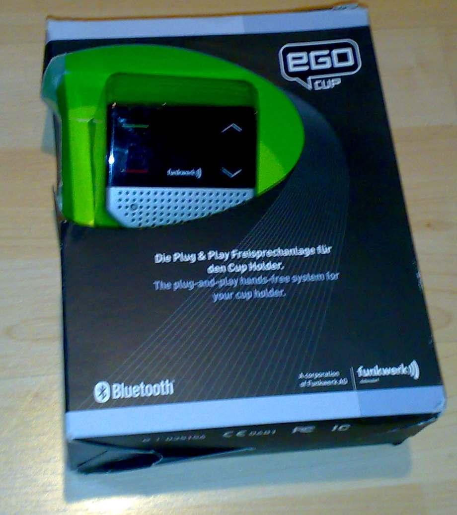 Ego Cup Box