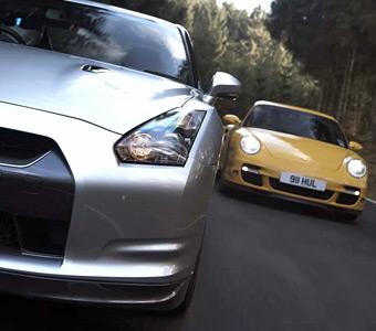 Nissan GTR Vs. Porsche 911