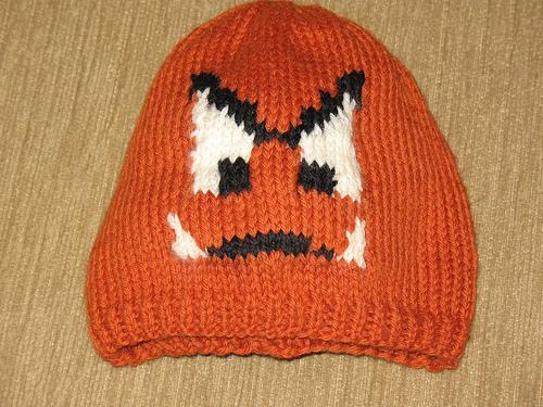 Mario Goomba Kappe 1