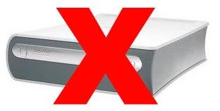Microsoft HD-DVD Drive