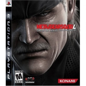mgs4 us 300x300 Metal Gear Solid 4 Packshots