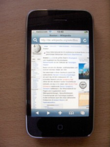 hpim1877 225x300 Apple iPhone 3G Review