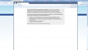 Google Chrome Inkognito Mode