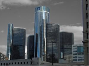 General Motors HQ